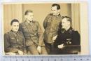 二戰德國空軍飛行科無線電/機槍手士官照片組