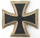 [已售出 SOLD] 一級鐵十字,無磁性版本, Rudolf Souval, Wien