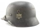 二戰德國陸軍,M40型頭盔,SE廠