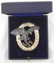[已售出 SOLD] 二戰德國空軍偵察機資格章,W.Deumer 打標