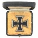 [已售出 SOLD] 盒裝一級鐵十字,F.Orth 作品 無磁性核心