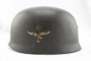 [已售出 SOLD] 二戰德國傘兵M38頭盔,罕見!!