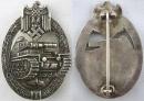 [已售出 SOLD] 銀級戰車突擊章,無打標,已知為Frank & Reif 廠作品