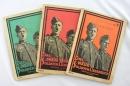 [已售出 SOLD] 二戰德國軍歌歌唱本1,2,3輯套組!