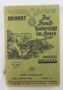 [已售出 SOLD] 機槍手教範手冊,1940年印刷!