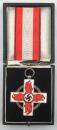 納粹時期盒裝二級消防員十字獎章