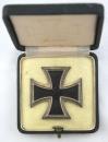 """二戰德軍一級鐵十字!罕見的 """"深墨綠色"""" 盒裝。"""