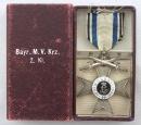 [已售出 SOLD] 德皇時期盒裝寶劍二級巴伐利亞十字