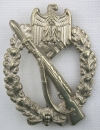 [已售出 SOLD] 二戰德軍,容克廠 (C.E.Juncker)步兵突擊章