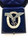 稀有盒裝 GWL 打標飛行員獎章
