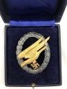 [已售出 SOLD] 極品,二戰德國空軍盒裝傘兵章