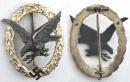 [已售出 SOLD]空軍轟炸機無線電操作員暨機槍手獎章Radio Operator/Air Gunner Badge