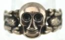 [已售出 SOLD] 二戰德國骷髏造型戒指