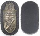 二戰德國空軍銀色那維克戰役盾