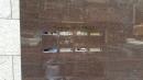 5mm不鏽鋼鍍鈦金字+信箱腐蝕銅金字