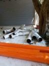 鑄鐵糞管拆除,南亞汙水專用管路配管
