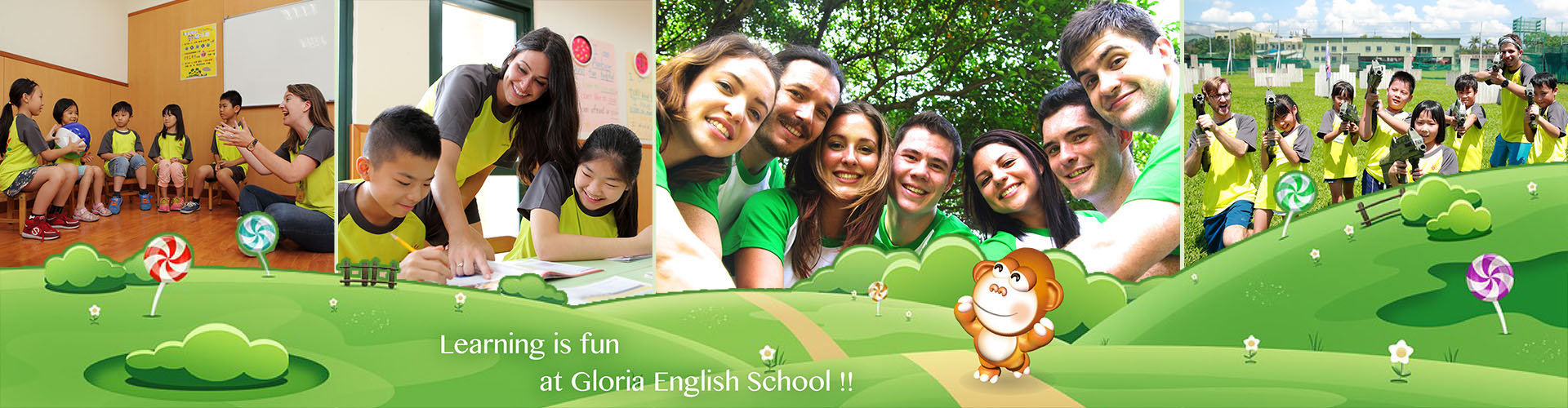 Gloria English School