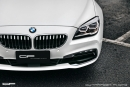 BMW 6GC 消光白
