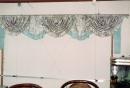 松山區造型窗廉蓋頭設計