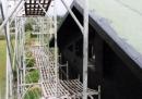 斜屋頂防水工程