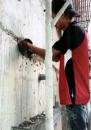 層間接縫防水工程