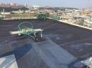 太陽能區地坪防水工程