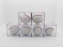 棒球專用收藏盒+空白球