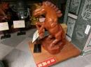 12生肖木雕品