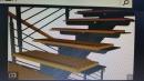 龍骨造型梯