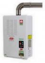 數位式強制排氣熱水器  SAH-015(13L)  $12,800