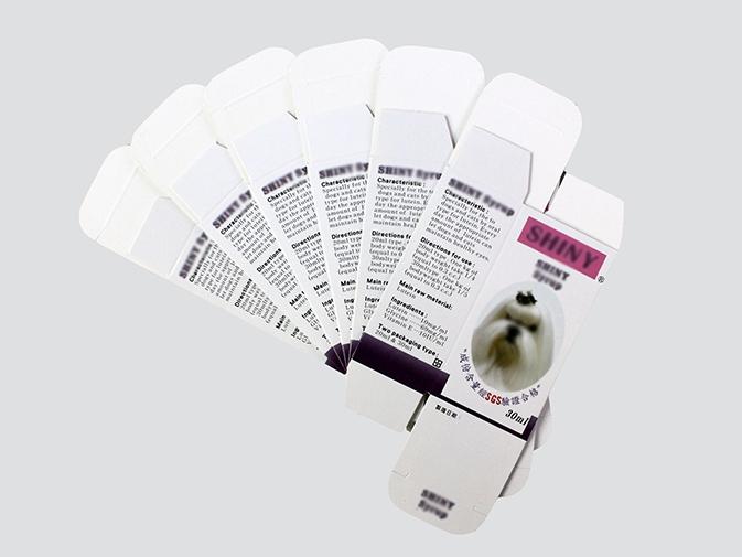 彩色紙盒印刷