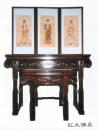 紅木佛桌 (2)