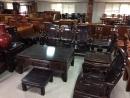 黑檀家具沙發