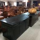 黑檀辦公桌