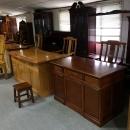 檀木辦公桌