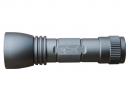 SK-518 3W LED充電式潛水手電筒