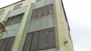 建築物大樓外牆清潔