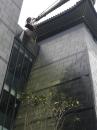 中台禪寺外牆清洗10