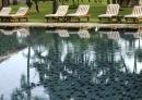 白鐵生銹、游泳池清潔