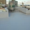 屋頂施作防水工程