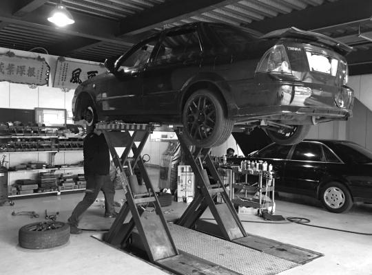 專業汽車保修