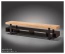 106(3039)鐵木真7.3尺雙層長櫃