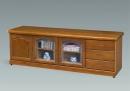 106(5010)6尺樟木實木矮櫃