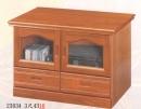 錫淵3尺柚木矮櫃