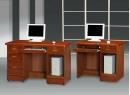 106(5010)柚木實木電腦書桌