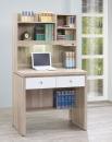 106(3013)3尺橡木白書桌
