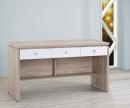 106(3013)5尺橡木白電腦書桌-2