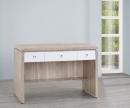 106(3013)4尺橡木白電腦書桌-1