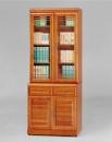 106(5099)樟木開門書櫃2.7尺