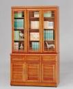 106(5099)樟木開門書櫃4尺